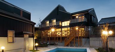 在来工法の健康住宅 木族の家