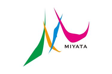 宮田建設のロゴマーク